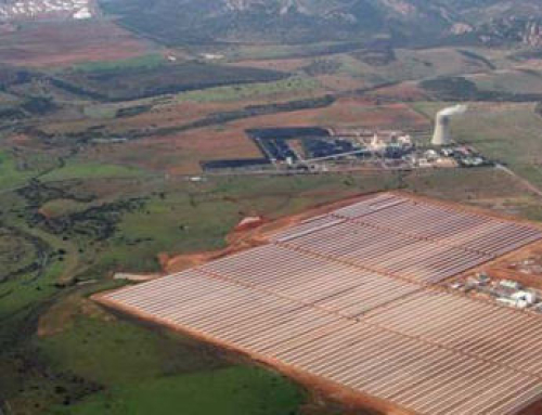CountourGlobal negocia con Iberdrola comprarle central termosolar