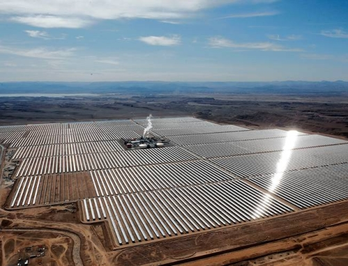A Concentrated Solar Power project worth watching in Morocco