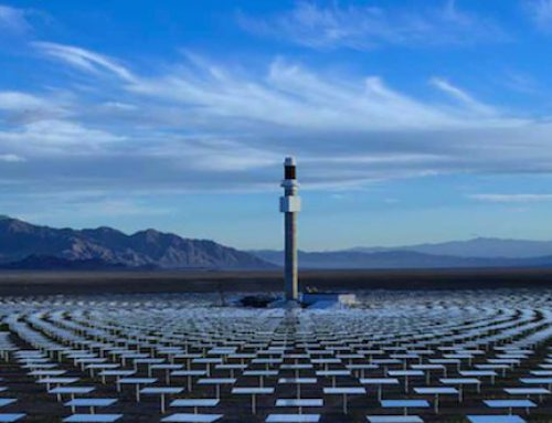 South Australia's concentrated solar power plant gets help from commercial firm
