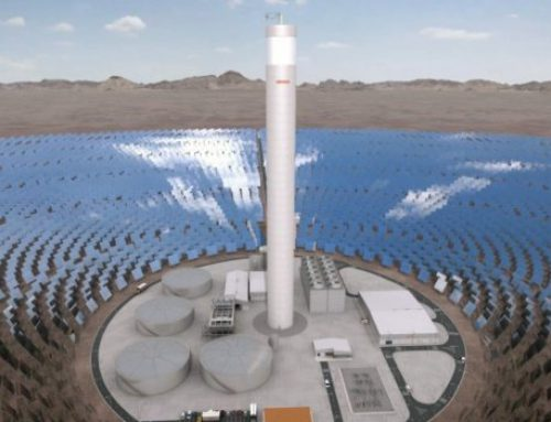 Acciona y Abengoa construirán la termosolar Cerro Dominador de EIG Global Energy Partners