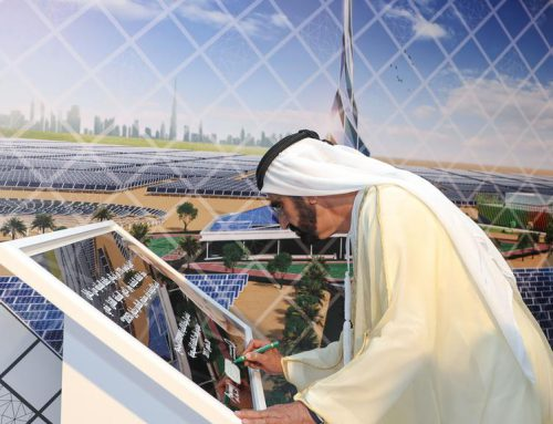 ABB congratulates Dubai on world's largest concentrated solar power (CSP) project