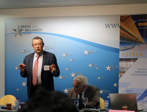 """""""La transición energética no debe hacerse sobre las cenizas de las empresas renovables"""", por Luis Crespo"""